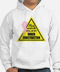 Please pardon the mess...Under Construction Jumper Hoody