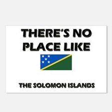 There Is No Place Like The Solomon Islands Postcar