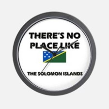 There Is No Place Like The Solomon Islands Wall Cl