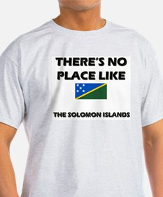 There Is No Place Like The Solomon Islands Ash Gre
