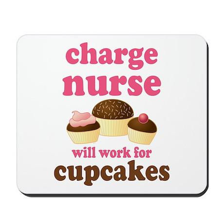 Charge Nurse Mousepad