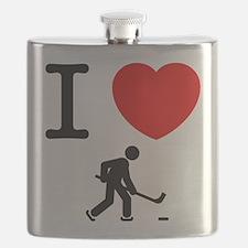 Ice Hockey Flask