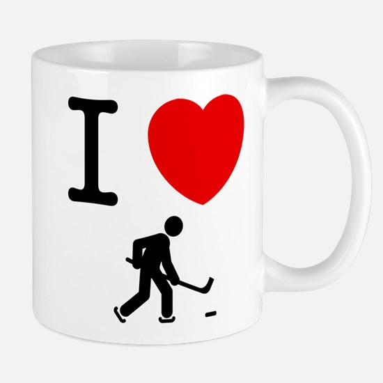 Ice Hockey Mug