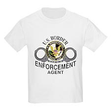 U.S. BORDER PATROL: Kids T-Shirt