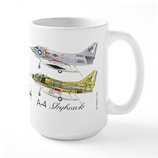 A-4 Skyhawk USS Hancock CVA-19 Mug