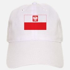 Polish Falcon Flag Baseball Baseball Cap