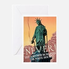 NEVER! Greeting Cards (Pk of 10)