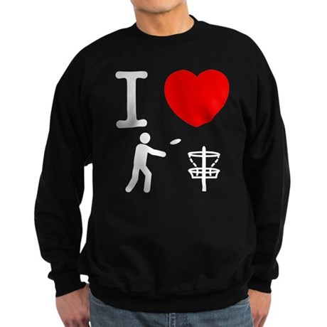 Disc Golf Sweatshirt (dark)