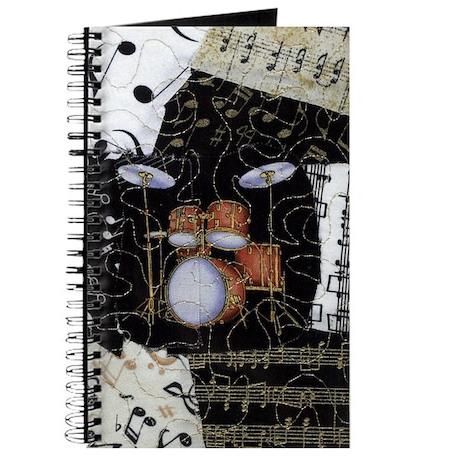 Drum Set Journal