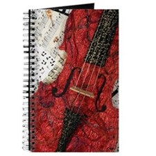 Red Violin Journal