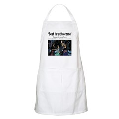 Best is Yet to Come: Obama 2012 Apron