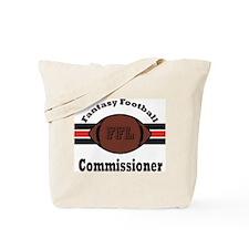 Fantasy Football Commish 2 Tote Bag