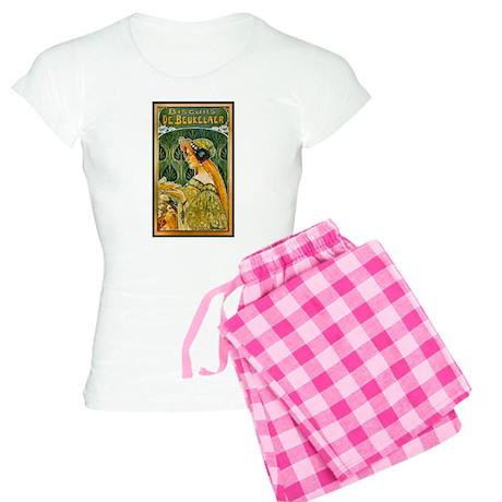 ART NOUVEAU Women's Light Pajamas