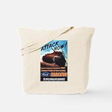 Ford Eradicator Tote Bag