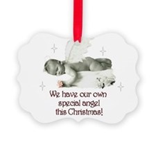 Unique Angel babies Ornament