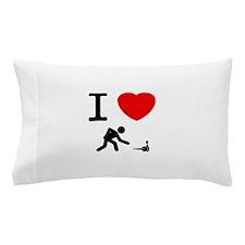 Bowling Pillow Case