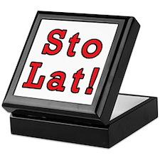 Sto Lat! Keepsake Box