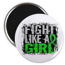 Fight Like a Girl 31.8 NH Lymphoma Magnet
