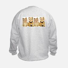 I love my Norwich Terrier Sweatshirt