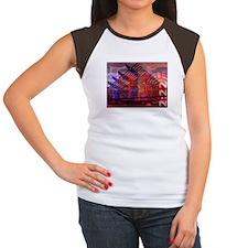 Duality 2:22 Women's Cap Sleeve T-Shirt