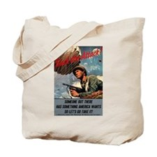 America's Policy Tote Bag