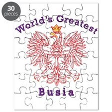 World's Greatest Busia Red Eagle Puzzle
