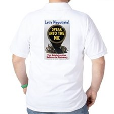 Let's Talk Peace T-Shirt