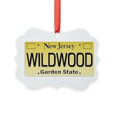 Wildwood NJ Tagwear Ornament