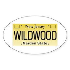 Wildwood NJ Tagwear Decal