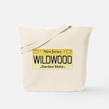 Wildwood NJ Tagwear Tote Bag