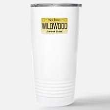 Wildwood NJ Tagwear Travel Mug
