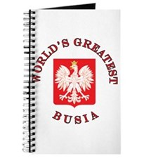 World's Greatest Busia Crest Journal