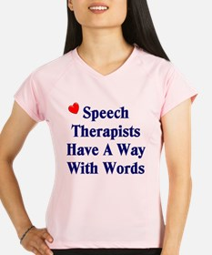 speech therapists have a way with words Peformance