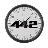 Olds 442 Wall Clocks