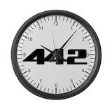 Olds 442 Wall Clocks