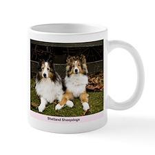 Shetland Sheepdogs Mug