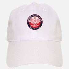 Round World's Greatest Dziadek Baseball Baseball Cap