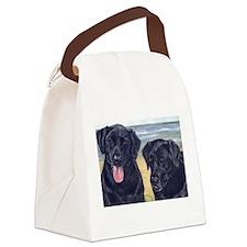 ParkerDixieArt.jpg Canvas Lunch Bag