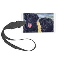 ParkerDixieArt.jpg Luggage Tag