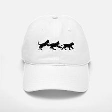 lion cub shapes Baseball Baseball Cap