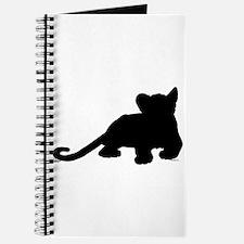 Lion cub shape Journal