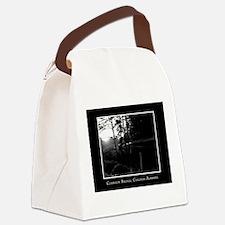 Clarkson Bridge Canvas Lunch Bag