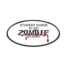 Student Nurse Zombie Patches