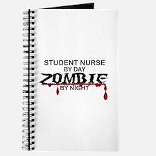 Student Nurse Zombie Journal