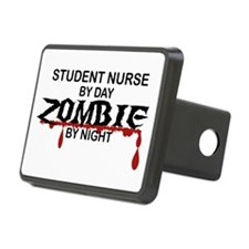 Student Nurse Zombie Hitch Cover