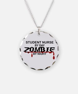 Student Nurse Zombie Necklace