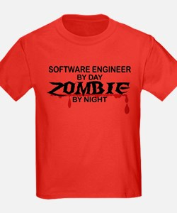 Software Engineer Zombie T