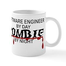 Software Engineer Zombie Mug