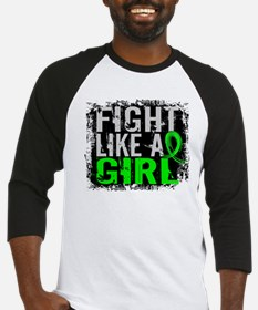 Licensed Fight Like a Girl 31.8 Ly Baseball Jersey
