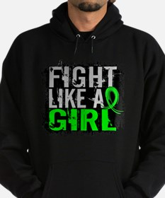 Licensed Fight Like a Girl 31.8 Lymp Hoodie (dark)